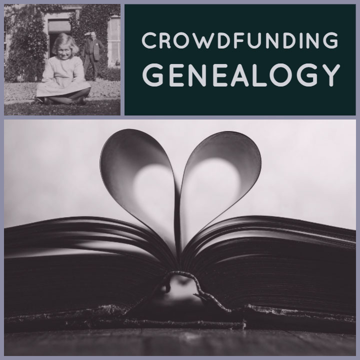 Crowdfund Scottish Genealogy